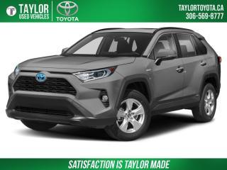 Used 2019 Toyota RAV4 Hybrid XLE for sale in Regina, SK