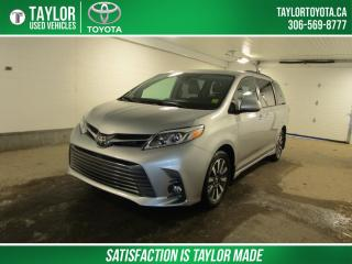 Used 2019 Toyota Sienna XLE 7-Passenger XLE AWD MODEL! REMOTE START INCLUDED! for sale in Regina, SK