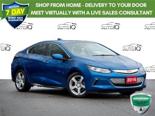 Used 2016 Chevrolet Volt LT HYBRID | Great Economy for sale in St Catharines, ON