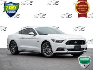 Used 2016 Ford Mustang GT Premium CLEAN CARFAX   NAVIGATION SYSTEM   LEATHER SEATS for sale in St Catharines, ON