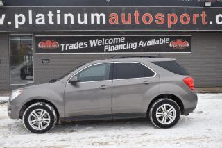 Used 2012 Chevrolet Equinox 1LT HEATED SEATS!! BACKUP CAMERA!! BLUETOOTH!! for sale in Saskatoon, SK