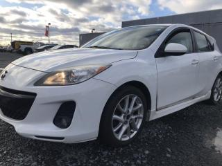 Used 2012 Mazda MAZDA3 GT for sale in Dartmouth, NS