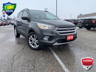 Used 2018 Ford Escape SE | FWD | 1.5L ECOBOOST ENGINE | SYNC 3 PACKAGE for sale in Kitchener, ON