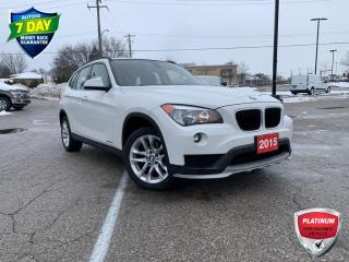 Used 2015 BMW X1 xDrive28i xDRIVE28i | AWD | 2.0L ENGINE | NAVIGATION for sale in Kitchener, ON