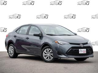 Used 2018 Toyota Corolla LE VERY LOW KILOMETERS for sale in Welland, ON