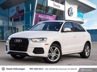 New 2017 Audi Q3 Komfort for sale in Dartmouth, NS