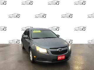 Used 2012 Chevrolet Cruze LT Turbo for sale in Grimsby, ON