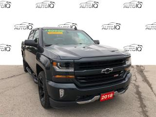 Used 2018 Chevrolet Silverado 1500 LT for sale in Grimsby, ON