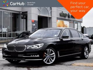 Used 2018 BMW 7 Series 750Li xDrive Heated & Vented Massage Seats Panoramic Roof for sale in Thornhill, ON