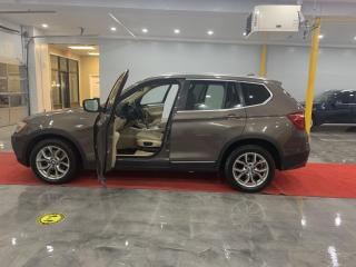 Used 2012 BMW X3 xDrive28i Free of accident, for sale in Richmond Hill, ON