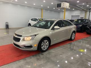 Used 2016 Chevrolet Cruze Limited 1LT Free of accident for sale in Richmond Hill, ON