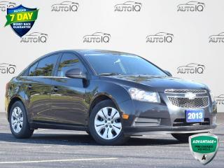 Used 2013 Chevrolet Cruze LT Turbo LT TURBO | FWD | SEDAN | MANUAL | for sale in Waterloo, ON