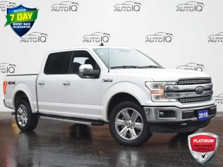 Used 2019 Ford F-150 Lariat for sale in Waterloo, ON