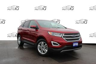 Used 2017 Ford Edge SEL PRE-OWNED CERTIFIED! FINANCE FROM 2.9% OAC! NAVIGATION! for sale in Hamilton, ON