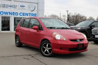 Used 2007 Honda Fit LX AS TRADED for sale in Hamilton, ON