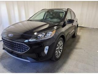 New 2020 Ford Escape Titanium Hybrid for sale in Regina, SK