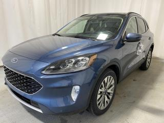 New 2020 Ford Escape Titanium Hybrid for sale in Regina, SK