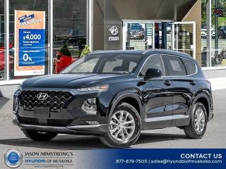 New 2020 Hyundai Santa Fe Essential 2.4 for sale in Huntsville, ON
