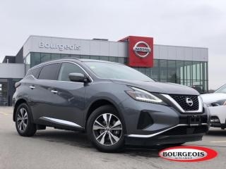 Used 2019 Nissan Murano SV HEATED SEATS, NAVIGATION for sale in Midland, ON