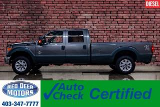 Used 2014 Ford F-250 4x4 Crew Cab XL Longbox Diesel for sale in Red Deer, AB
