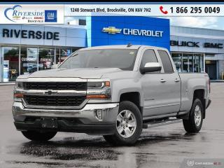 Used 2018 Chevrolet Silverado 1500 1LT for sale in Brockville, ON