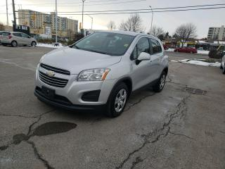 Used 2016 Chevrolet Trax LS for sale in London, ON