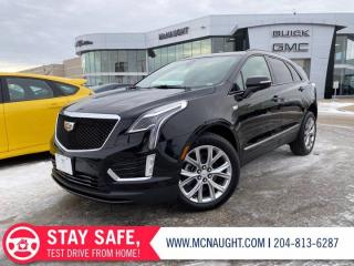 New 2021 Cadillac XT5 Sport for sale in Winnipeg, MB