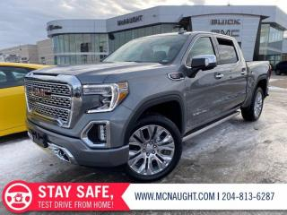 New 2021 GMC Sierra 1500 Denali for sale in Winnipeg, MB