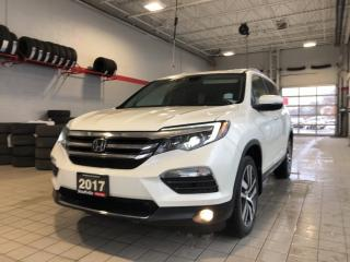 Used 2017 Honda Pilot Touring for sale in Whitchurch-Stouffville, ON