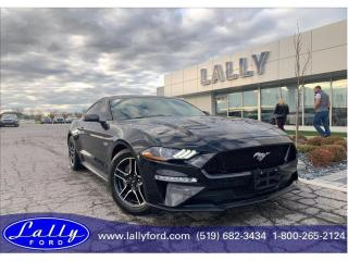 Used 2018 Ford Mustang GT, One Owner, Manual, 26,807 kms!! for sale in Tilbury, ON