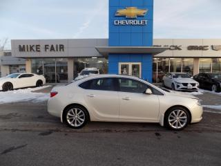 Used 2015 Buick Verano Leather for sale in Smiths Falls, ON