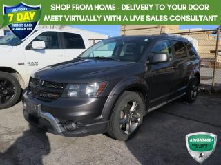 Used 2016 Dodge Journey Crossroad 1 owner trade for sale in St. Thomas, ON