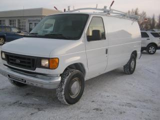Used 2006 Ford Econoline Cargo Van for sale in Headingley, MB