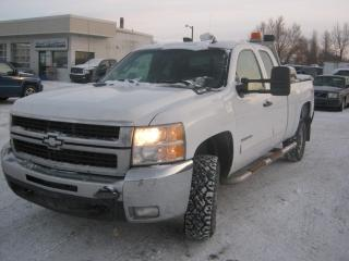 Used 2010 Chevrolet Silverado 2500 HD LT for sale in Headingley, MB