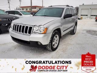 Used 2008 Jeep Grand Cherokee Laredo for sale in Saskatoon, SK