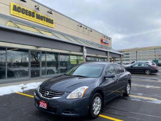 Used 2010 Nissan Altima for sale in North York, ON