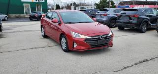 Used 2019 Hyundai Elantra ESSENTIAL AUTO for sale in Burlington, ON