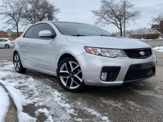 Used 2010 Kia Forte Koup for sale in Waterloo, ON