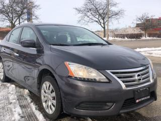 Used 2014 Nissan Sentra for sale in Waterloo, ON