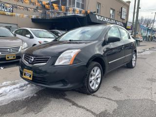 Used 2010 Nissan Sentra 4dr Sdn I4 CVT 2.0 S for sale in Scarborough, ON