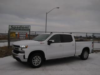 Used 2019 Chevrolet Silverado 1500 LT for sale in Thunder Bay, ON