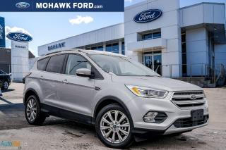 Used 2018 Ford Escape Titanium for sale in Hamilton, ON