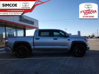 New 2021 Toyota Tundra TRD Off-Road Premium  - Sunroof for sale in Simcoe, ON