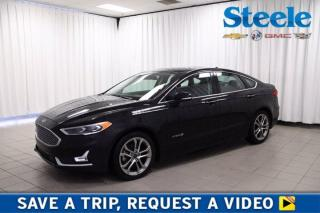 Used 2019 Ford Fusion Hybrid Titanium for sale in Dartmouth, NS
