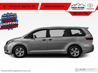 Used 2015 Toyota Sienna Limited 7-Passenger  - Navigation for sale in High River, AB