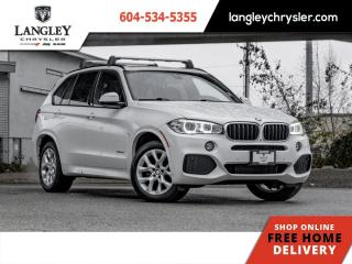 Used 2018 BMW X5 xDrive35d  Accident Free/ Heads-up Display/ Local for sale in Surrey, BC