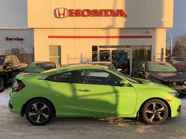 2017 Honda Civic Touring LEATHER NAVI HONDA CERTIFIED