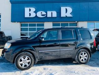 Used 2011 Honda Pilot Touring for sale in Steinbach, MB