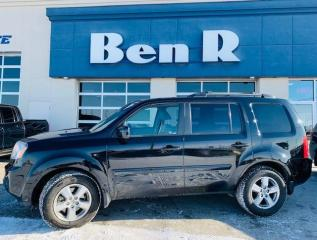Used 2010 Honda Pilot EX-L for sale in Steinbach, MB