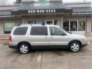Used 2008 Pontiac Montana w/1SB for sale in Mississauga, ON